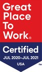 PPT Solutions Recognized as a Great Place to Work® for a Third Consecutive Year
