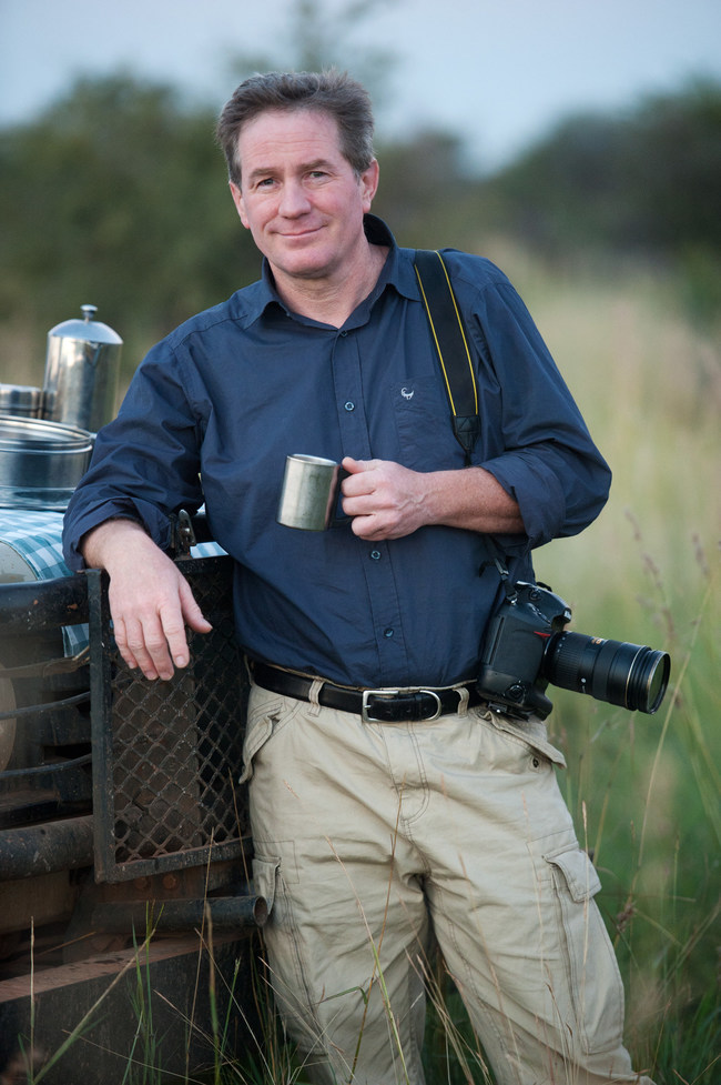 Renowned speaker and National Geographic Magazine photographer, Joel Sartore, to keynote at the 12th Annual Go Blue Awards.