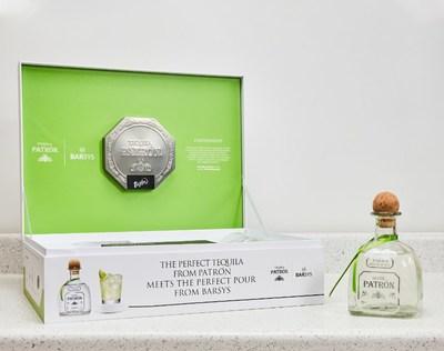 (PRNewsfoto/PATRÓN Tequila)