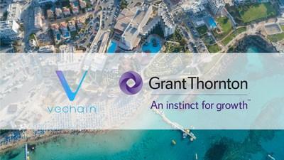 VeChain se asocia con Grant Thornton Blockchain Cyprus