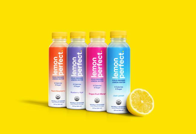 Lemon Perfect bottles