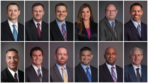 Burns & McDonnell has has promoted 12 employee-owners to the Principal Group. Representing less than 2% of the engineering, construction and architecture firm's employees worldwide, principals are selected based on demonstrated technical excellence, as well as acknowledgement of future leadership roles within the firm.