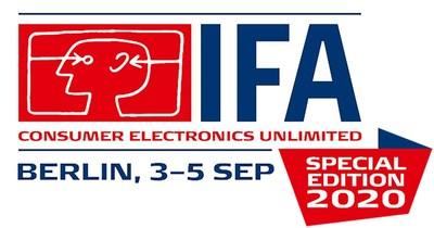 IFA 2020, Special Edition, Berlin, Logo