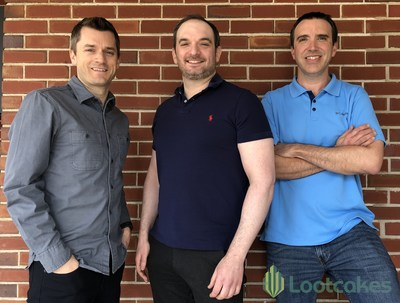 From left to right: Dan Laughlin (President and COO), Matt Littin (Co-Founder and CEO), David Schleupner (Co-Founder and CTO)
