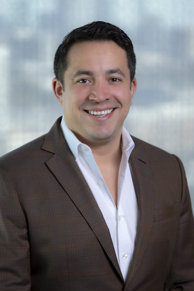 Ram Vela promoted to CIO at the Vortex Companies.
