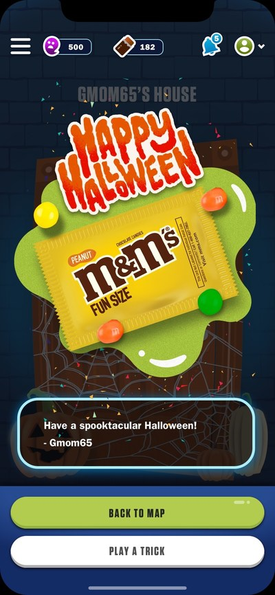 Today Mars Wrigley, the world's largest candy-maker and Halloween powerhouse, announced a new digital experience, community partnership and seasonal portfolio mix to help Americans honor the holiday traditions they love most.