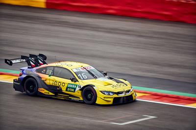 iQOO se convierte en Socio Premium de BMW M Motorsport para la temporada de DTM de 2020 (PRNewsfoto/Vivo)