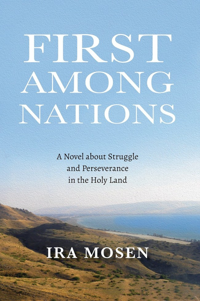 First Among Nations book cover