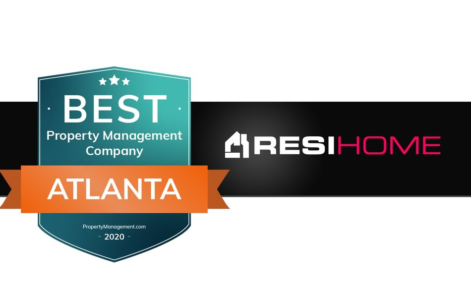 ResiHome was ranked one of Atlanta's Best Property Management Companies by PropertyManagement.com for the second year in a row by consistently showing exceptional performance and providing clients with a high level of value and service.