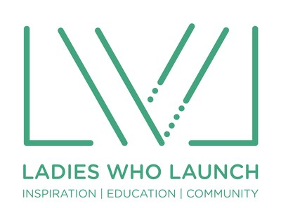 Ladies Who Launch mission is to celebrate and empower female identifying and non-binary entrepreneurs. We focus on three pillars: Inspiration, Education, and Community to help give women the motivation, resources, and connections to follow their dreams and launch their companies. Learn more at www.ladieswholaunch.org (PRNewsfoto/Ladies Who Launch)