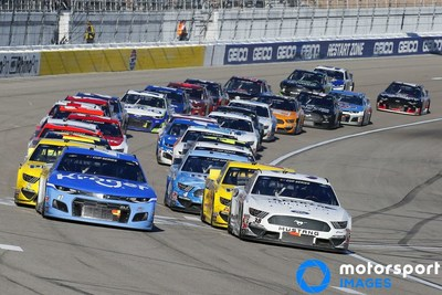 Partnering with Motorsport Network offers NASCAR an opportunity to distribute to a large international motorsport audience