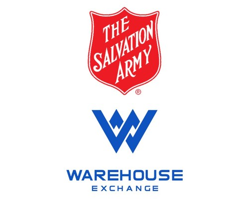 The Salvation Army and Warehouse Exchange Logos