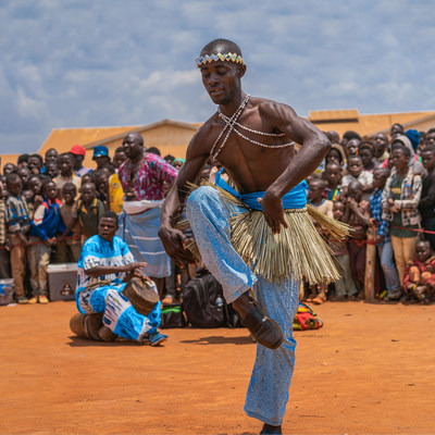 Photo from Tumaini Letu festival