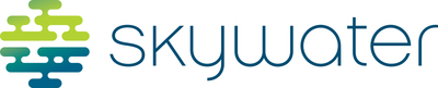 SkyWater Technology Logo (PRNewsfoto/SkyWater Technology)