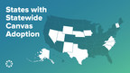 13 States Partner with Canvas LMS to Support Educators, Students, and Parents