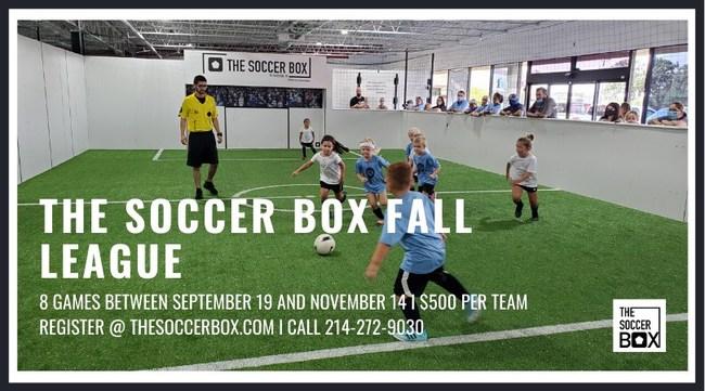The Soccer Box Dallas