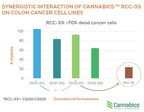 Cannabics Pharmaceuticals to Establish a Division for its Antitumor Drug Candidate RCC-33