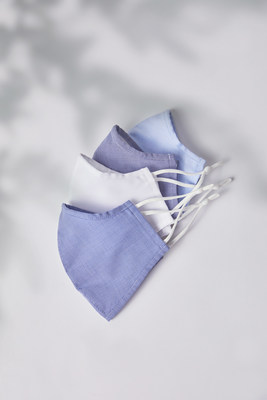 New Cotton Face Masks By Hawes & Curtis