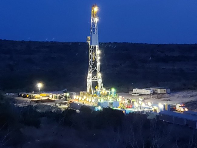 Barron Petroleum LLC drilled a new discovery well in Val Verde County and found an estimated 417 billion cubic feet, or 74.2 million barrels, in oil and gas reserves.