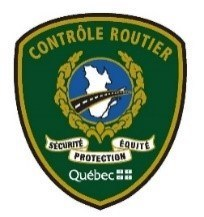 Logo du Contrôle routier (Groupe CNW/Société de l'assurance automobile du Québec)