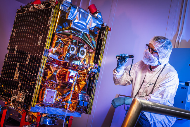 Ball Aerospace is the primary contractor for NASA's Green Propellant Infusion Mission (GPIM). GPIM is part of NASA's Technology Demonstration Missions program within the Space Technology Mission Directorate.