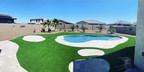 Artificial Turf Installation Transforms Goodyear Backyard