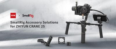 SmallRig Accessory Solutions for ZHIYUN CRANE 2S