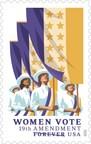 19th Amendment: Women Vote Stamp Commemorates Historic Suffrage Movement