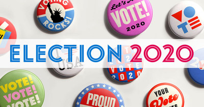 Scholastic launches a new free website to help students in grades 3–12 learn about the 2020 United States Presidential Election: www.scholastic.com/election