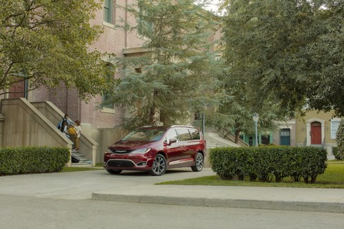 Cars.com is putting Chrysler Pacifica at the head of the class, listing it as a top-five family-friendly vehicle for transporting kids to the classroom this school year. Cars.com recognizes Pacifica's spacious seating that makes plenty of room for more distancing, Uconnect Theater to keep children entertained and available sunroof options that allow for increased airflow.
