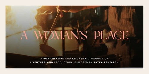 """""""A Woman's Place"""" will stream on-demand exclusively on Hulu."""