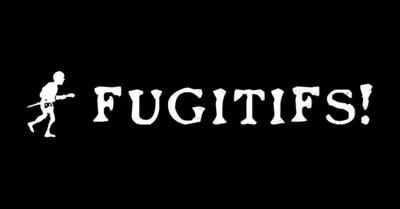 Fugitifs! - logo (Groupe CNW/Commission des droits de la personne et des droits de la jeunesse)