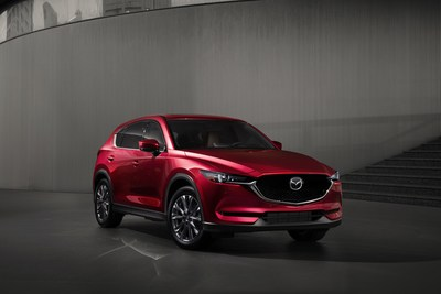 2021 Mazda CX-5: More to discover (CNW Group/Mazda Canada Inc.)