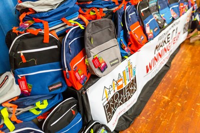 With over 160,000 backpacks donated to date, Project Backpack is stronger than ever. This year, Mike Morse Law Firm will donate over 28,000 backpacks filled with school supplies to students.