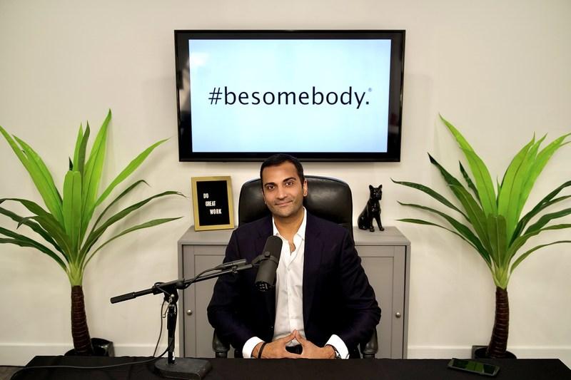 (PRNewsfoto/Besomebody, Inc.)