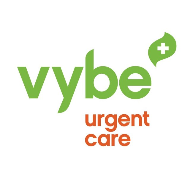 vybe offers a full range of urgent care services, or video visits from the comfort of home.
