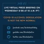 La desregulación del alcohol por el COVID-19 no debería convertirse en la nueva normalidad