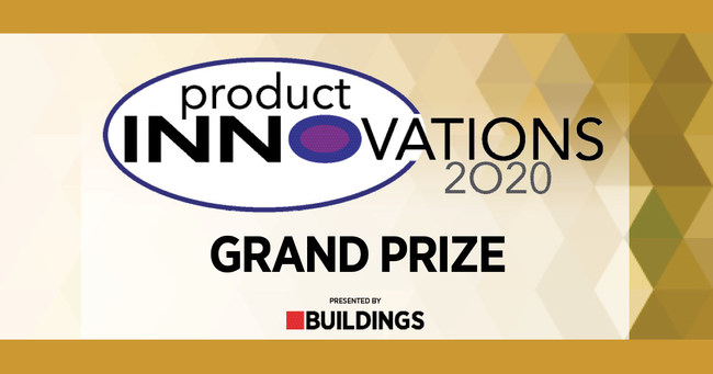 BUILDINGS Product Innovations 2020 Grand Prize
