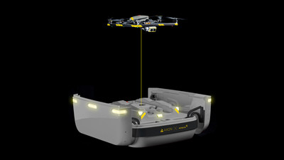 Axon Partners with Fotokite to Offer Fully Autonomous Drone Technology to Law Enforcement via Axon Air Program