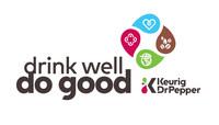 Drink Well. Do Good. (PRNewsfoto/Keurig Dr Pepper)