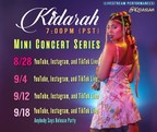 "Kidarah's ""Anybody Says"" Release Date Set for September 18, 2020"