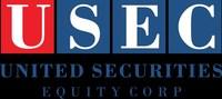 United Securities Equity Corp logo (PRNewsfoto/United Securities Equity Corp)