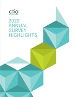 Growing Wireless Investment Fuels Rapid 5G Deployment, CTIA Annual Survey Finds