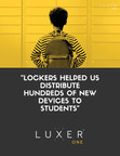 Luxer One Sees A Surge In Purchases From Schools And Universities
