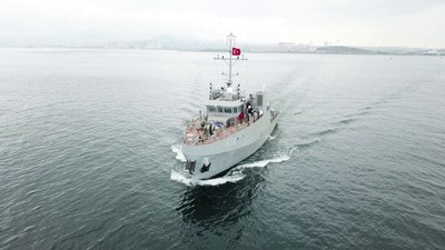 Emergency Response and Diving Training Boat