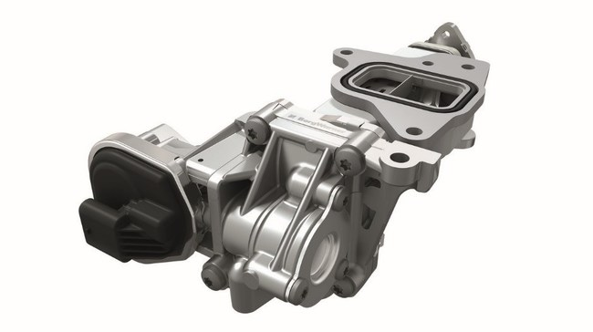 BorgWarner supplies its exhaust gas recirculation (EGR) technology for the Fiat 500 and Panda hybrid models.