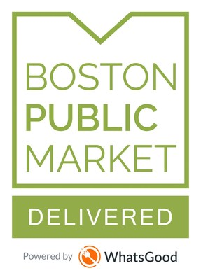 WhatsGood is the official online ordering and delivery service of The Boston Public Market.