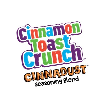 Cinnamon Toast Crunch Cinnadust Seasoning Blend logo