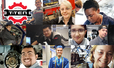 WE'RE LOOKING FOR A FEW GOOD TECHS.  TOYOTA'S CERTIFIED TECHNICIAN PROGRAM EXPANDS NATIONWIDE