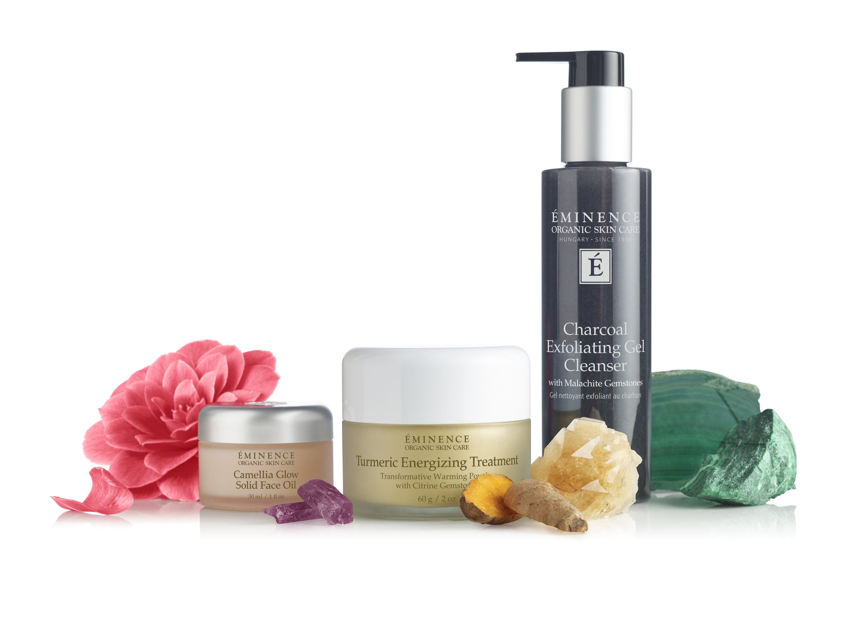 Eminence Organic Skincare Launches Gemstone Collection